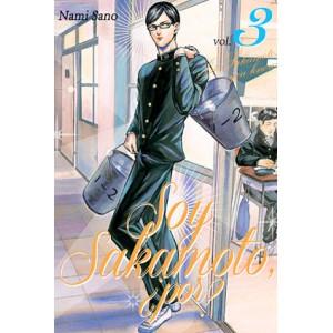 Soy Sakamoto, ¿Por? Nº 03