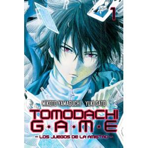 Tomodachi Game nº 01