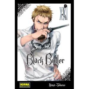 Black Butler nº 21