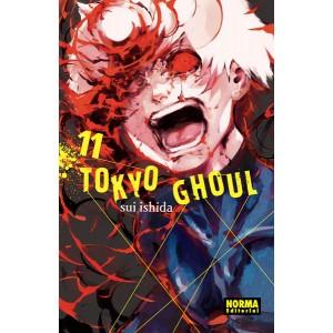 Tokyo Ghoul nº 11