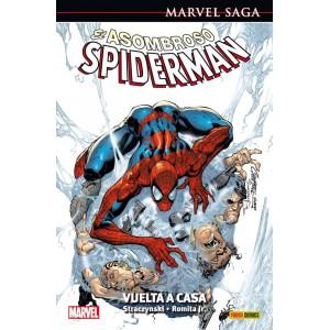 Asombroso Spiderman 01.Vuelta a Casa (Marvel Saga 03)