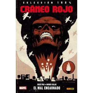 100% Marvel. Craneo Rojo: El Mal Encarnado