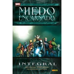 Miedo Encarnado (Marvel Deluxe)