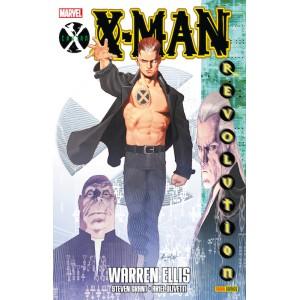 Contra X: X-Man. Revolution