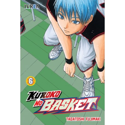 Kuroko no Basket nº 06