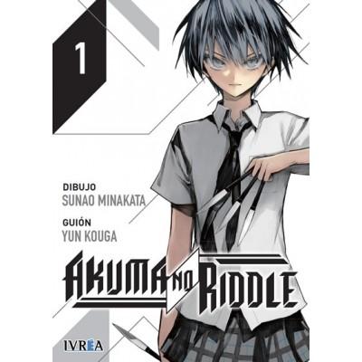 akuma no riddle 01