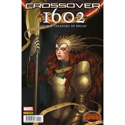 Secret Wars: Crossover 10 1602: Ángela, Cazadora de brujas