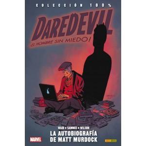 100% Marvel. Daredevil: El Hombre Sin Miedo 08 - La Autobigrafia de Matt Murdock