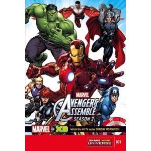 Los Vengadores Reunidos: La Amenaza de Thanos