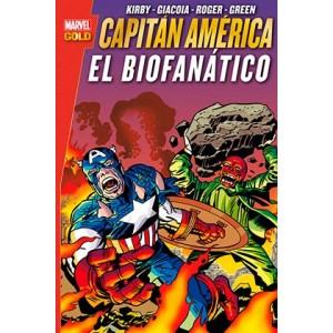capitan america el biofanatico