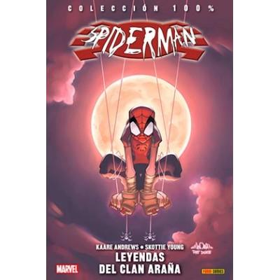 spiderman historias del clan araña