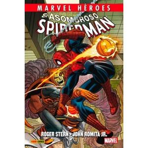 Marvel Héroes 69 El asombroso Spiderman de Roger Stern y John Romita Jr. - Edición Definitiva