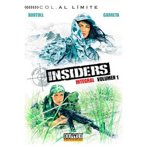 Insiders Integral Vol. 01