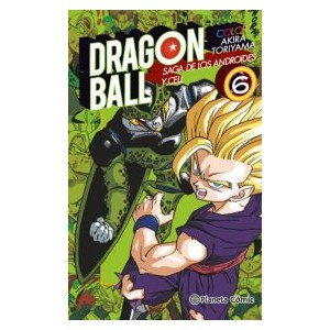 Dragon Ball Color Cell nº 06