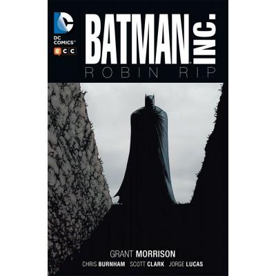 Batman Inc Robin RIP