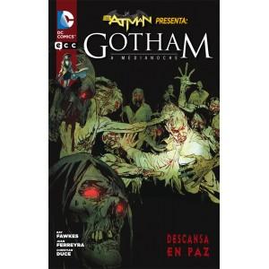 Batman Presenta: Gotham a Medianoche - Descansa en Paz