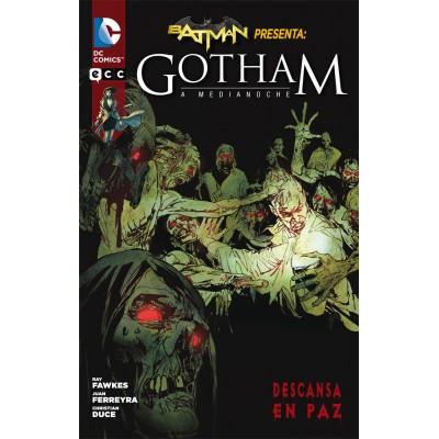 Batman Presenta: gotham a medianoche