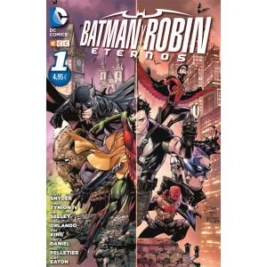 Batman y Robin Eternos nº 01