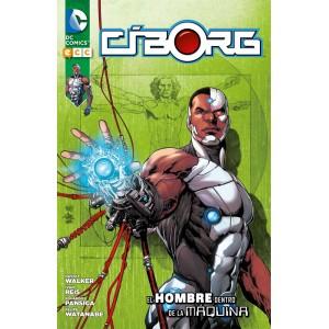 Ciborg: El Hombre dentro de la Maquina