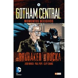 Gotham Central nº 05 (de 4): Momentos Decisivos