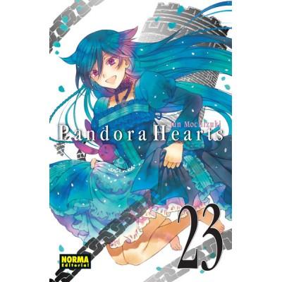 Pandora Hearts nº 23
