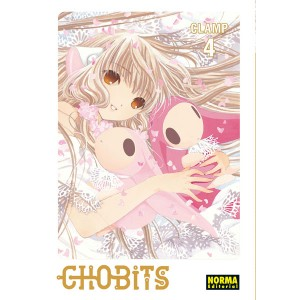Chobits Ed. Integral nº 04