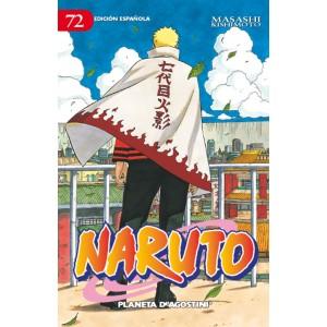 Naruto nº 72
