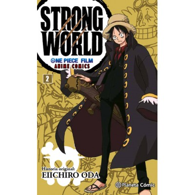 One Piece Guía Strong World nº 02