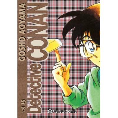 Detective Conan Kanzenban nº 15