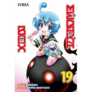 Medaka Box nº 19