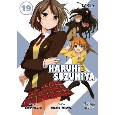 Haruhi Suzumiya nº 19