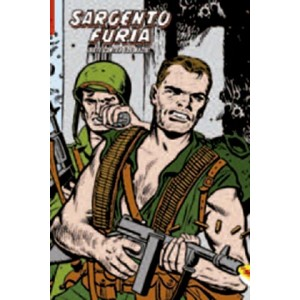 Sargento Furia. Siete Contra los Nazis (MARVEL LIMITED)