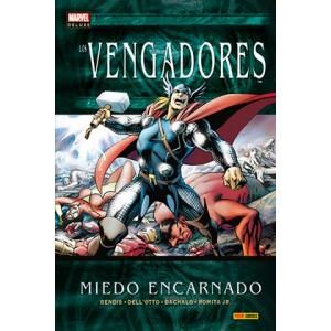 Los Vengadores 3. Miedo Encarnado (Marvel Deluxe)
