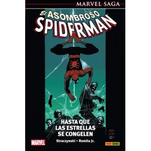 Marvel Saga 6. El Asombroso Spiderman 2 Hasta que las estrellas se congelen