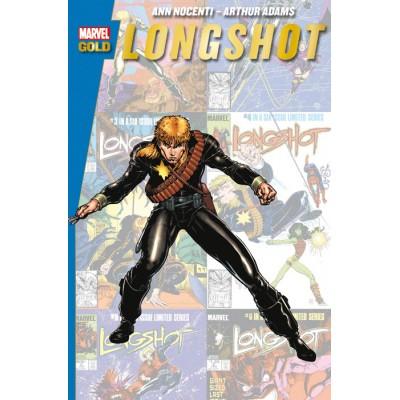 Longshot (Marvel Gold)