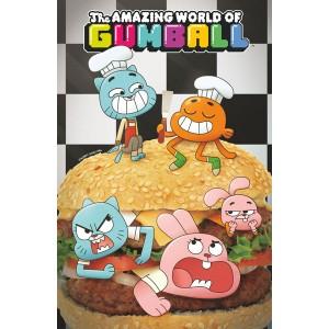El Asombros Mundo de Gumball nº 01
