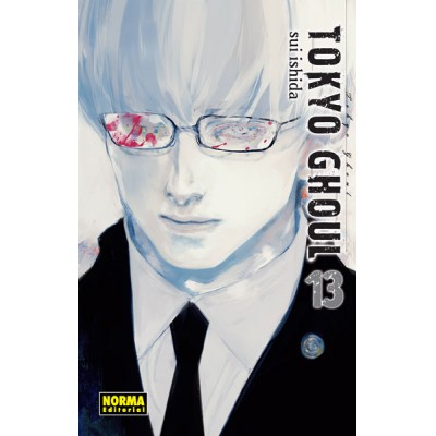 Tokyo Ghoul nº 13
