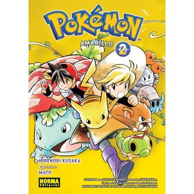 Pokemon nº 04: Amarillo 02