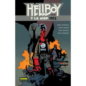 Hellboy nº 19: Hellboy y la AIDP 1952