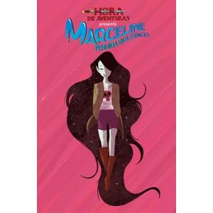 Hora de Aventuras Presenta: Marceline Perdida en el Espacio