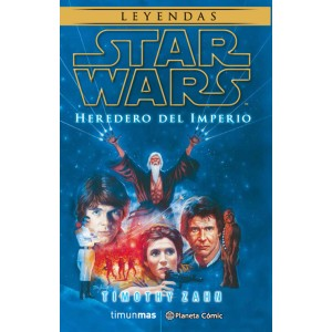 Star Wars Heredero del Imperio