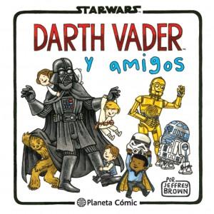 Star Wars Darth Vader y amigos