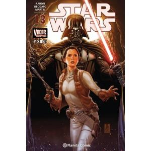 Star Wars nº 13 (Vader Derribado 3 de 6)