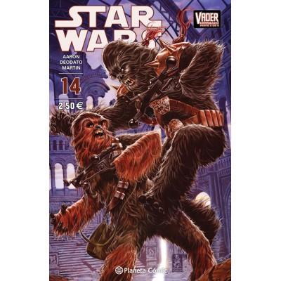 Star Wars nº 14 (Vader Derribado 5 de 6)