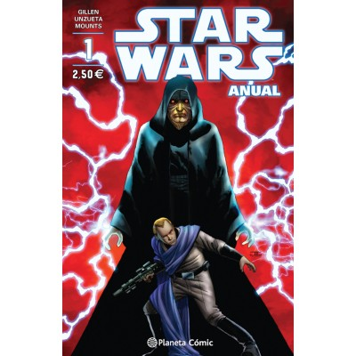 Star Wars Anual nº01