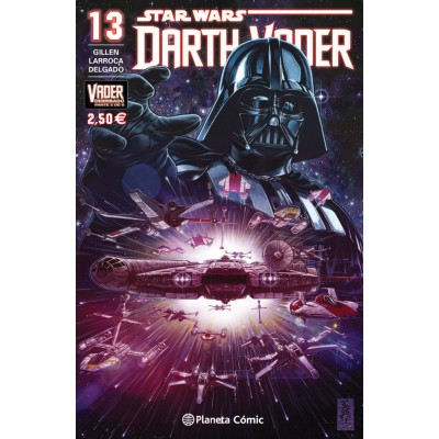 Darth Vader nº 13 (Vader derribado 2 de 6)