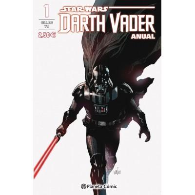 Star Wars Darth Vader Anual nº01