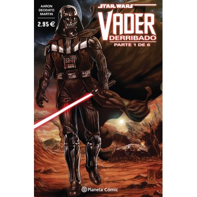 Star Wars Vader Derribado nº 01 (Parte 1 de 6)