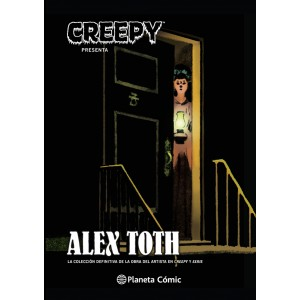 Creepy Presenta Alex Toth
