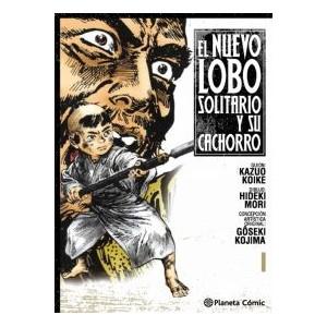 El Nuevo Lobo Solitario y Su Cachorro nº 01